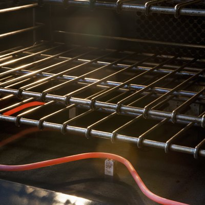 Replacing an Electric Oven Heating Element