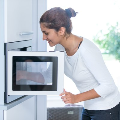 Can You Put a Microwave Above a Gas Range?