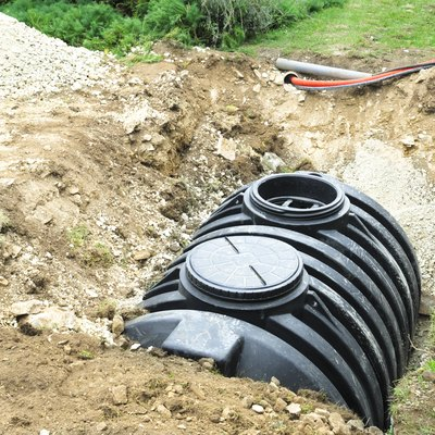 Septic Tank Styles & Systems