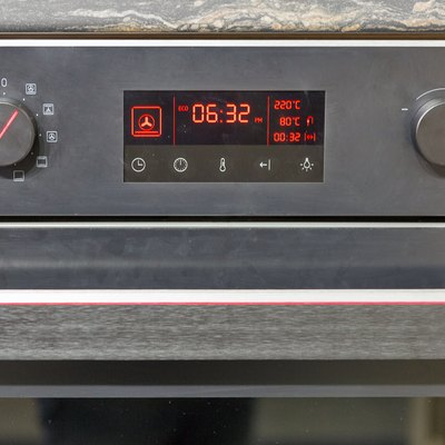 Instructions for a Whirlpool AccuBake
