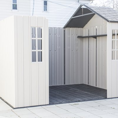 How to Assemble a Rubbermaid Storage Shed
