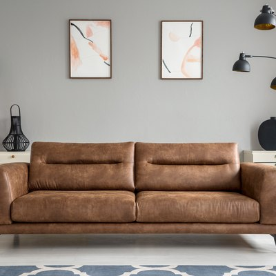 How to Moisturize a Leather Couch Naturally