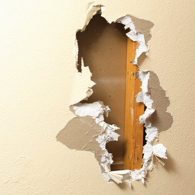 How to Repair Drywall