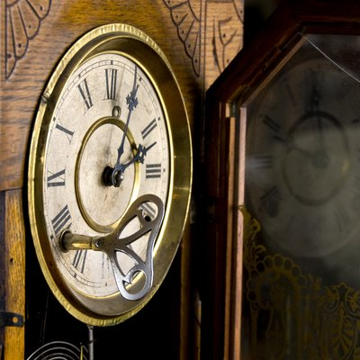 How to Level a Grandfather Clock