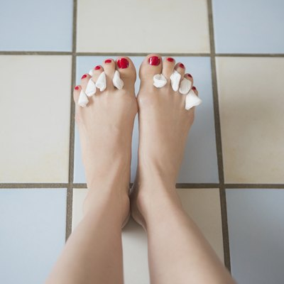 How to Get Nail Polish Remover Off Tile