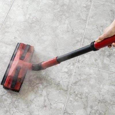 floor steam cleaning