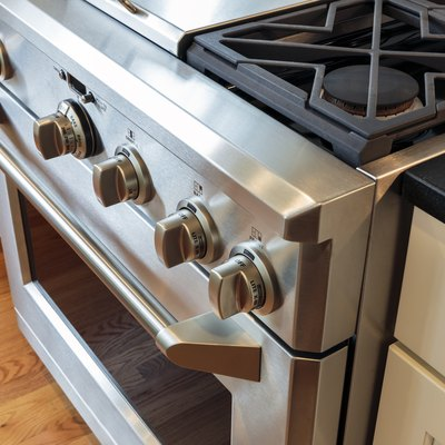 How to Adjust a Kenmore LP Gas Orifice Oven
