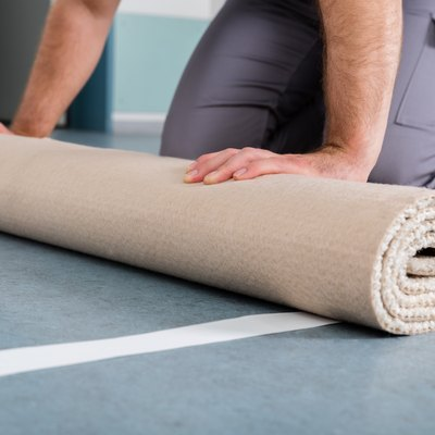 How to Install Rugs & Padding