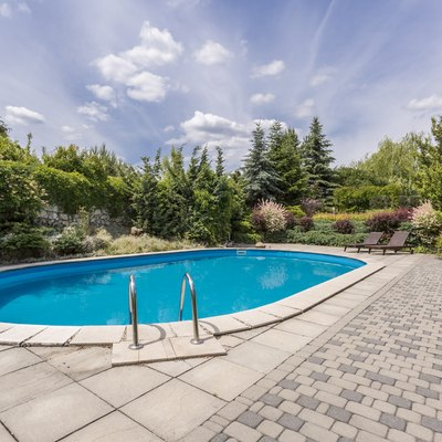 How To Landscape Around A Pool