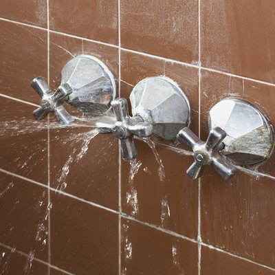 How to Repair a Leaking Kohler Shower Faucet