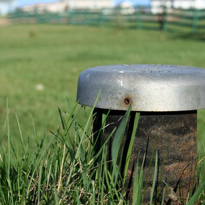 How to Replace a Concrete Septic Lid