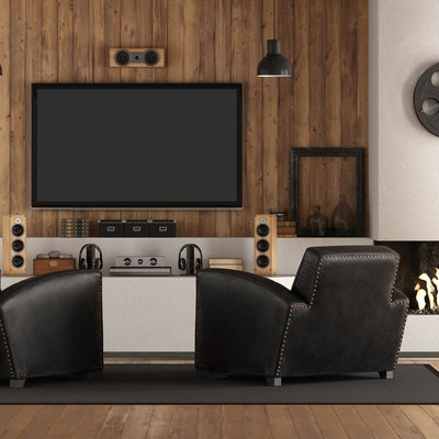 How to Run Audio-Visual Cables Through Walls