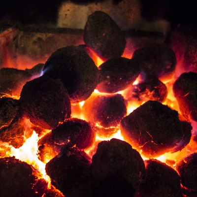 How to Burn Coal at Home
