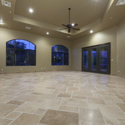 What Is Honed and Filled Travertine?