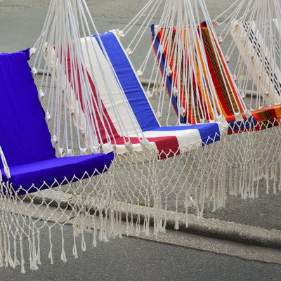 How To Build a Rope Hammock Chair