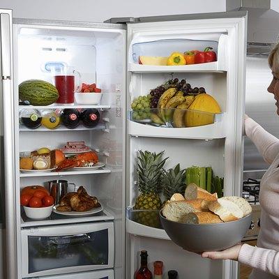 How to Reverse Refrigerator Doors