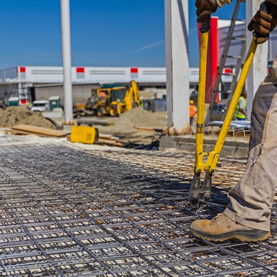 How to Calculate Amount of Rebar