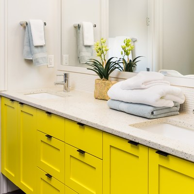 How to Paint Wood Cabinets