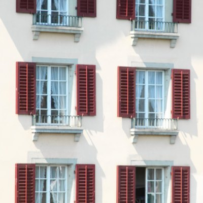 How to Attach Shutters to Stucco