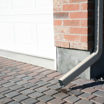 How to Connect Downspout Elbows