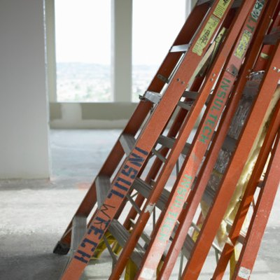 Sunlight's Effects on Fiberglass Ladders