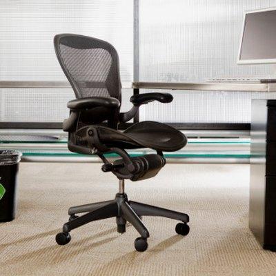 How to Adjust the Tilt on an Office Chair