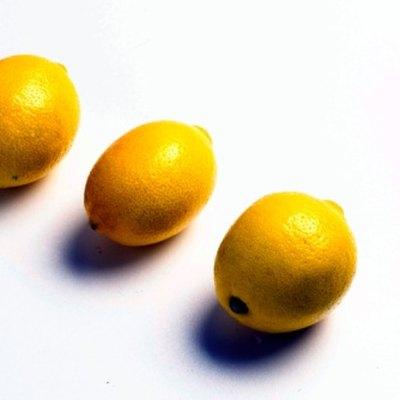 Lemons & Garbage Disposals