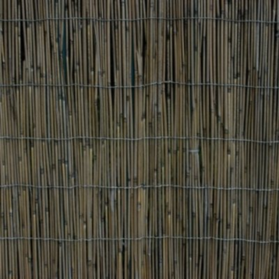 How to Install Rolled Bamboo Fencing