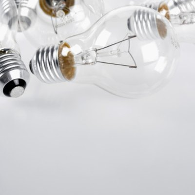 Regular Light Bulb Vs. Floodlight Bulb