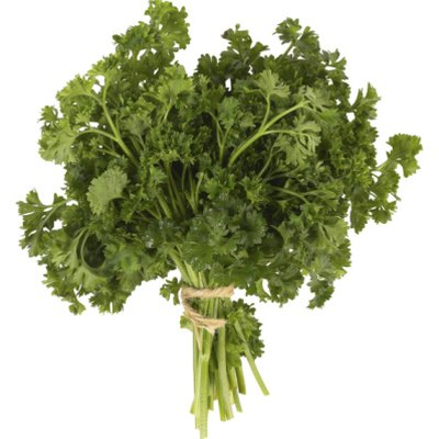What Is Snipped Parsley?
