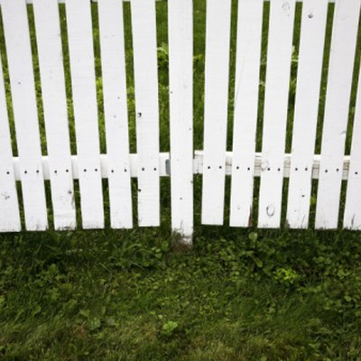 California Building Code Fence Requirements