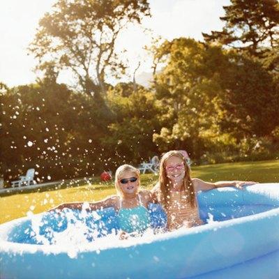 Can I Put Bleach in a Kiddie Pool?