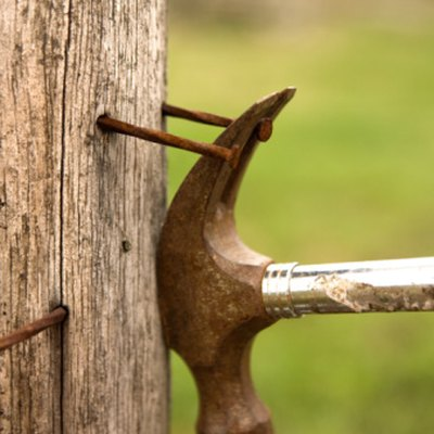 How to Join Two 4 X 4 Fence Posts