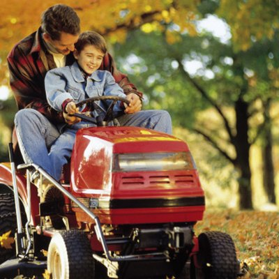 How to Test a Stator Pickup on Riding Mowers