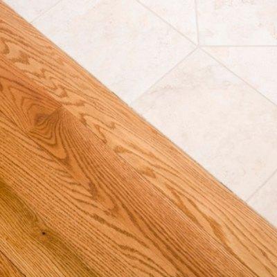 How to Install Hardwood Floors Around Kitchen Cabinets