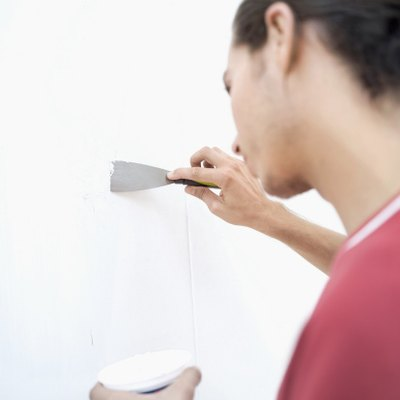 How to Use Vinyl Spackling