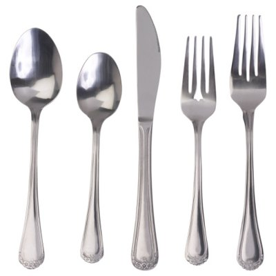 What Is a Complete Set of Flatware?