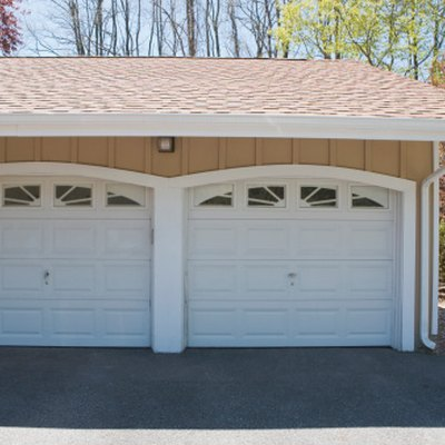 How to Convert a 2 Car Garage Into Living Space