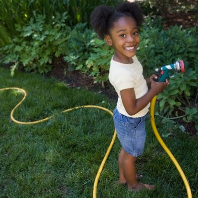 How to Increase the Water Pressure in a Garden Hose