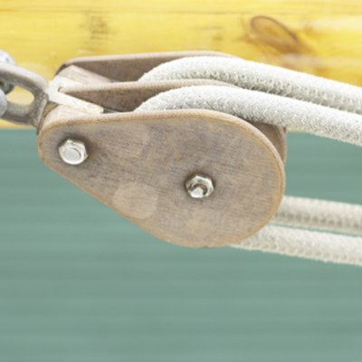 How to Thread Pulleys
