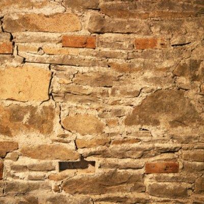 Rock Wall Mortar Repair