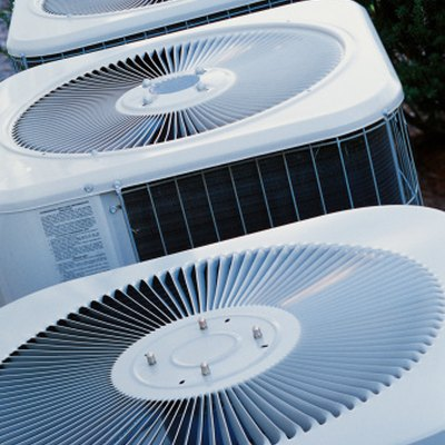 How to Find the Tons on an A/C Unit