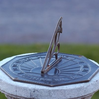 How to Calibrate a Sundial