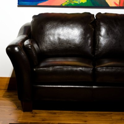 How Do You Save a Leather Couch That Is Dry, Cracking & Shedding?