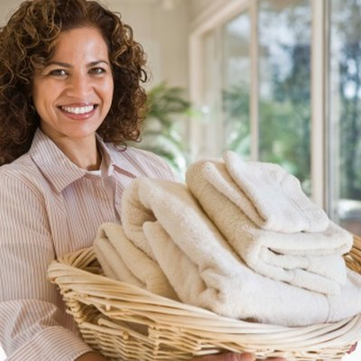 When Washing Whites Can You Use Bleach & Detergent?