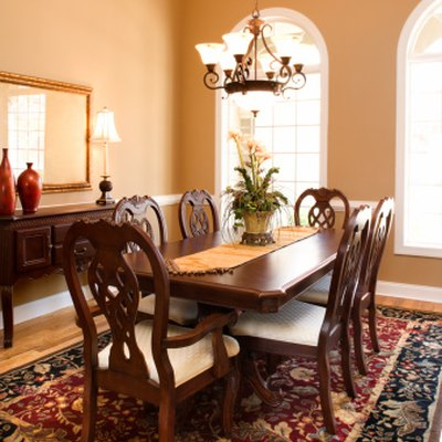 Marble Dining Room Table Vs. Wood Dining Room Table