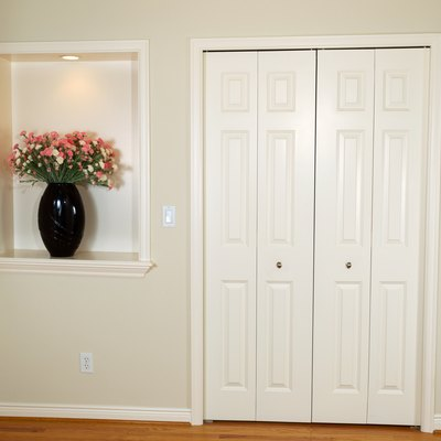 How to Lock a Bifold Door