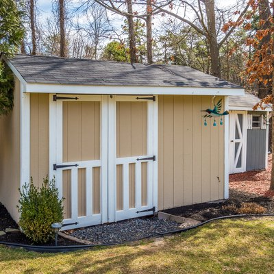 Advantages & Disadvantages of a Shed-Style Roof