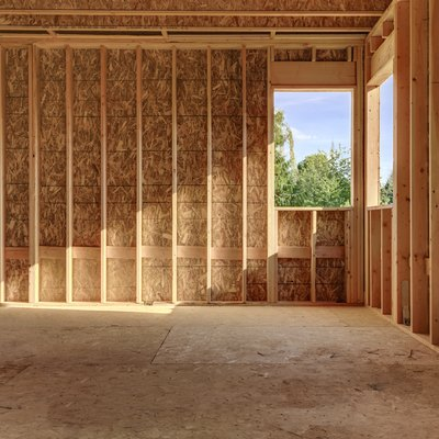 How to Install a Plywood Subfloor on a Concrete Slab