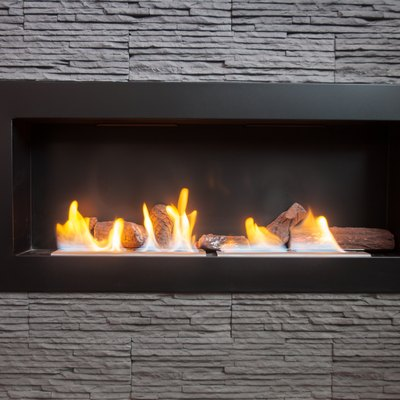 What Kind of Insulation to Use Around My Heatilator Gas Fireplace?